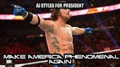 Wrestling Stars, Thing 1, Aj Styles, Professional Wrestling, Pittsburgh Penguins, He Wants, Got Him, Wwe, Politics