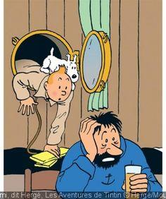 Hergé au Grand Palais, l