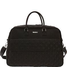 Vera Bradley Grand Traveler Weekender Bag  http://www.alltravelbag.com/vera-bradley-grand-traveler-weekender-bag/