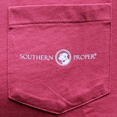 Southern Staples in Red by Southern Proper