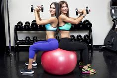 Jen Selter and her mum