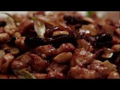 The Best Kung Pao Chicken Recipe 宮保雞丁, Chinese Cooking Show with CiCi Li! - YouTube