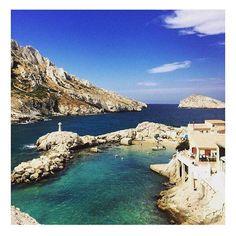 La Baie des Singes - Marseille