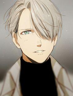 I love Viktor's eyes