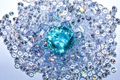 GUINNESS WORLD RECORD -- (It's a gem of a start for Billionaire) | Billionaire Business Enterprises' World Largest Cut Paraiba is an incandescent natural neon-like bluish-green flawless important gemstone of incredible rarity. Named the « Ethereal Carolina Divine Paraiba », the 191.87 carats oval shaped Paraiba tourmaline is of universal appeal, enjoying favorable connotations across many different cultures.
