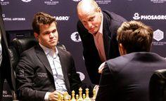 Celebrities and Financiers Rub Elbows as World Championship Begins