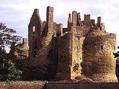 Dirleton Castle, North Berwick, Scotland. Where. I. Fell. In. Love.