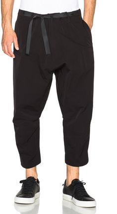 Acronym P17-DS Trousers