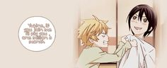 They literally just flipped faces XD not even Yukine could hold back a smile