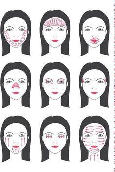 "Layering, il segreto della bellezza giapponese_bihaku (bi significa ""bello"", ""bellezza"", e haku significa ""bianco"") Beauty Care, Diy Beauty, Beauty Makeup, Beauty Hacks, Beauty Tutorials, Face Skin, Face And Body, Eyeshadow Tutorial For Beginners, Face Yoga"