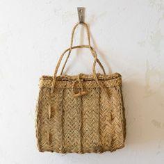 El bolso perfecto para ir de pic nic o pasearte por el mercado
