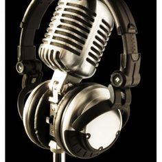 Photo about Shiny Professional Mic And Headphones In Spotlight. Image of stage, headphones, shining - 1085455 Wallpper Iphone, Galactik Football, Musik Wallpaper, Wallpaper Desktop, Rap Playlist, Comedia Musical, Hip Hop, Instrumental Beats, Freestyle Rap