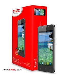 Smartphone Amoled TREQ Tune Z2