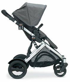 Amazon.com: Britax B-Ready Stroller, Slate: Baby