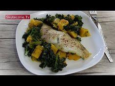 Duszona ryba z dynią i jarmużem (delikatna i pyszna) :: Skutecznie.Tv [HD]