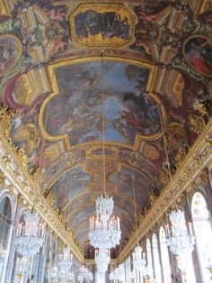 Palace of Versailles | Versailles, France | MontgomeryFest