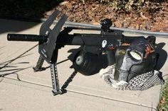 Military Jokes, Military Gear, Tactical Firearms, Airsoft Mask, Gun Storage, Air Rifle, Cool Guns, Paintball, Shtf