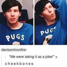 Phil lester who do you think you are? Benedict cumberbatch?
