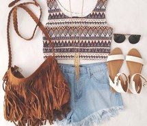 Inspiring image aztec, boho, chic, closet, clothes, clothing, fashion, festival, hippie, hipster, indie, music, outfit, style, tribal, ootd  #3309859 by marine21 - Resolution 640x631px - Find the image to your taste
