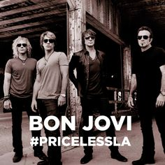 Enter to WIN tickets to see Bon Jovi in concert this weekend in Los Angeles (12/1/12)! Sign up here: http://grm.my/XSv86d