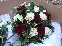 Passion & Vendela Bridal Bouquet