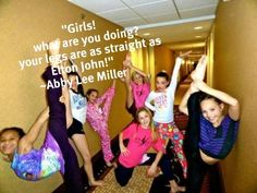Dance Moms Quotes - Click image to find more Humor Pinterest pins