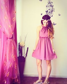 #tina_sarri handmade fairy dress