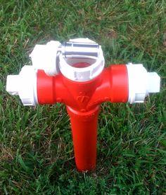 Fire Hydrant Cache