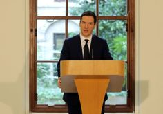 Chancellor George Osborne welcomed OECD statement. Picture: PA