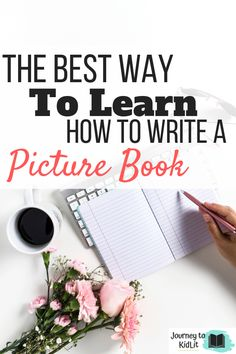 The best way to learn to write a picture book. How to write books for kids. Children's book writing tips for aspiring authors. Writing tips for picture book authors. Writing tips. Writing Kids Books, Book Writing Tips, Writing Words, Cool Writing, Fiction Writing, Writing Practice, Writing Ideas, Writing Skills, Children's Books