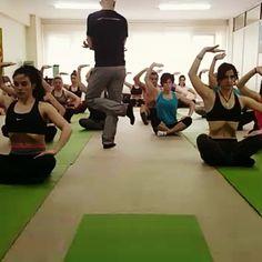 Обучающая программа Low Pressure Fitness, упражнения гипопрессивной гимнастики, уровень 2. Испания, 2016. Тренер Igor Gutierrez