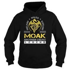 [Hot tshirt name creator] MOAK Legend MOAK Last Name Surname T-Shirt Shirts of month Hoodies, Funny Tee Shirts