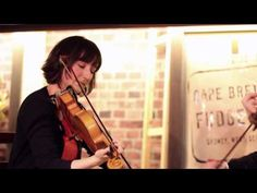 Celtic Colours 2013 Artists in Residence - Kimberley Fraser & Harald Haugaard - YouTube
