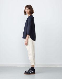 Hibiki Top Indigo + Nakano Jean Natural *3