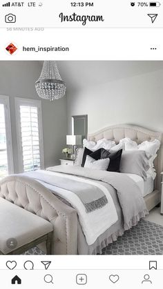 ultra modern bedrooms for girls. Can We Just Crawl Back Into Bed Already 🕓Spotted 👀our Nicolette Bed In  Bella Pearl! Ultra Modern Bedrooms For Girls A