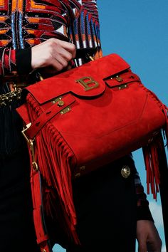 Balmain Resort 2020 Collection - Vogue Source by heiditaher bags Cheap Handbags Online, Latest Handbags, Fall Handbags, Popular Handbags, Trendy Handbags, Cute Handbags, Gucci Handbags, Luxury Handbags, Fashion Handbags