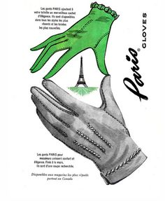 Paris Gloves, 1959