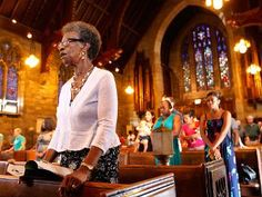Black Catholics look forward to pope, have own issues