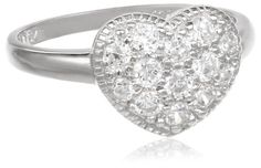 50% off Sterling Silver Simulated Diamond