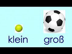 Deutsch Wortschatz 8: Adjektive, wie ...? - YouTube