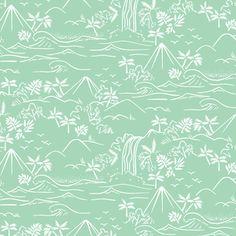 Hawthorne Threads - Monteverde - Arenal in Seaglass