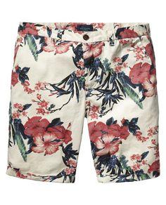 Basic Chino Shorts [$95]