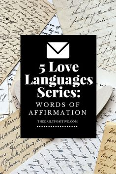 Words are powerful. Positive or negative, they leave a stronger impact on some more than others. Those who need words of affirmation to feel loved require an abundance of positive words. Spreading verbal kindness, acknowledgment, and encouragement is the fuel that gives courage to those who seek words of affirmation. Continue reading to learn more about this love language.