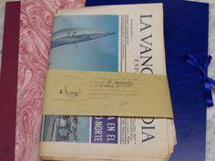 periódico original del día que nació, para regalar en su aniversario con una elegante carpeta