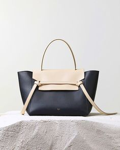 Céline Bicolour Belt Knot bag - Pre-Fall 14