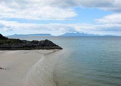 Morar Beach Scotland