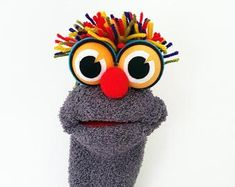 Items similar to Marcy - Too Cute For Words Girly Dog Hand Puppet (moving mouth) on Etsy Silly Puppets, Animal Hand Puppets, Felt Puppets, Puppets For Kids, Felt Finger Puppets, Hand Socks, Dog Socks, Bird Puppet, Puppet Patterns