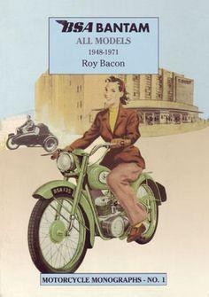 All models (Bantam) Bsa Motorcycle, Motorcycle Posters, British Motorcycles, Vintage Motorcycles, Bsa Bantam, Retro Bike, Bike Poster, Old Bikes, Cars