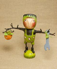 Look what I found on #zulily! Franker Monster Figurine #zulilyfinds