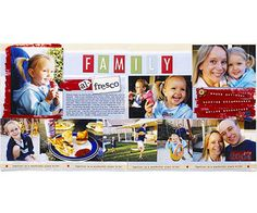 Crop Photos to Fit More on Your Scrapbook Pages